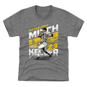 Mitch Keller Kids T-Shirt | 500 LEVEL