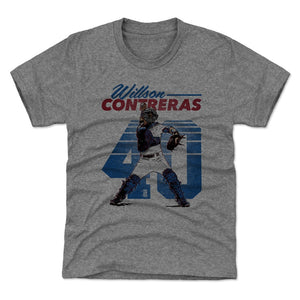 Willson Contreras Kids T-Shirt | 500 LEVEL