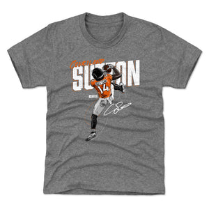 Courtland Sutton Kids T-Shirt | 500 LEVEL