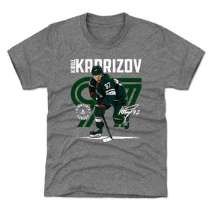 Kirill Kaprizov Kids T-Shirt | 500 LEVEL
