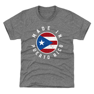 Puerto Rico Kids T-Shirt | 500 LEVEL