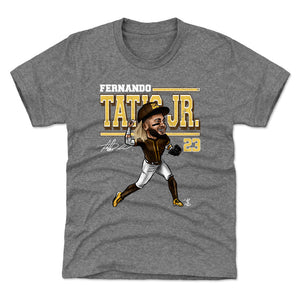 Fernando Tatis Jr. Kids T-Shirt | 500 LEVEL
