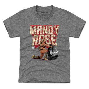 Mandy Rose Kids T-Shirt | 500 LEVEL
