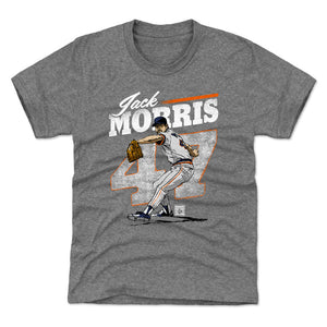 Jack Morris Kids T-Shirt | 500 LEVEL