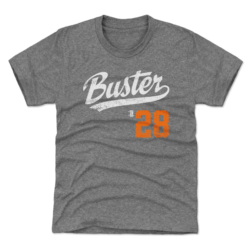 Buster Posey Kids T-Shirt | 500 LEVEL