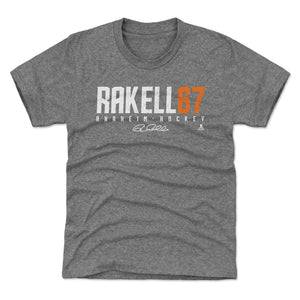 Rickard Rakell Kids T-Shirt | 500 LEVEL