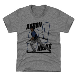 Aaron Hicks Kids T-Shirt | 500 LEVEL