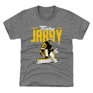 Tristan Jarry Kids T-Shirt | 500 LEVEL