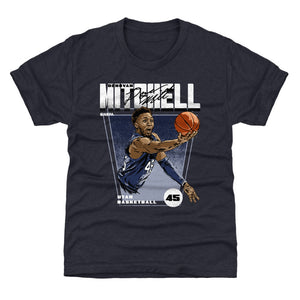 Donovan Mitchell Kids T-Shirt | 500 LEVEL