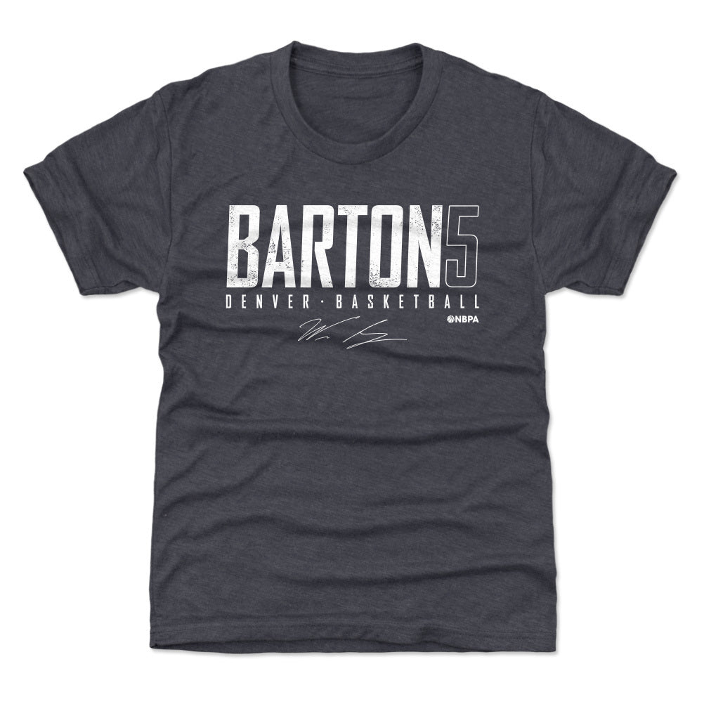 Will Barton Kids T-Shirt | 500 LEVEL