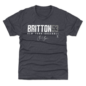 Zack Britton Kids T-Shirt | 500 LEVEL