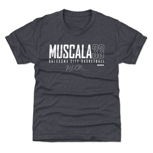 Mike Muscala Kids T-Shirt | 500 LEVEL
