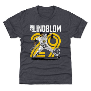 Josh Lindblom Kids T-Shirt | 500 LEVEL