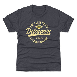 Delaware Kids T-Shirt | 500 LEVEL
