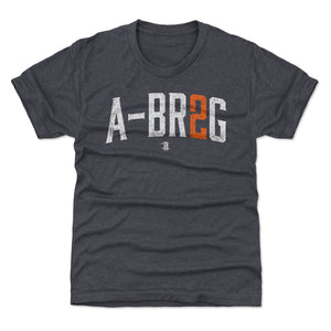 Alex Bregman Kids T-Shirt | 500 LEVEL