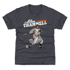 Alan Trammell Kids T-Shirt | 500 LEVEL
