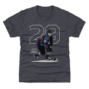 Nathan MacKinnon Kids T-Shirt | 500 LEVEL