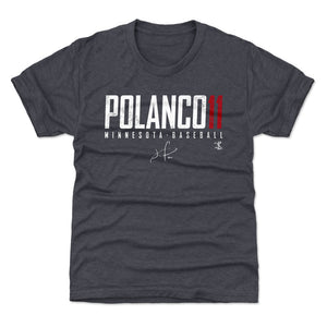 Jorge Polanco Kids T-Shirt | 500 LEVEL