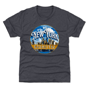 Manhattan Kids T-Shirt | 500 LEVEL