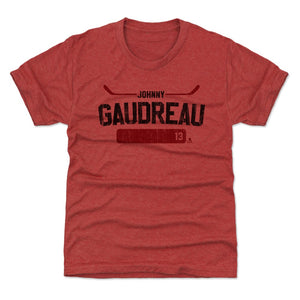 Johnny Gaudreau Kids T-Shirt | 500 LEVEL