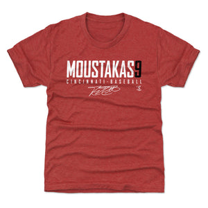 Mike Moustakas Kids T-Shirt | 500 LEVEL