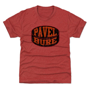 Pavel Bure Kids T-Shirt | 500 LEVEL