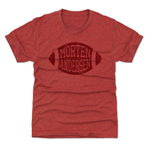 Morten Andersen Kids T-Shirt | 500 LEVEL