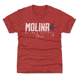 Yadier Molina Kids T-Shirt | 500 LEVEL