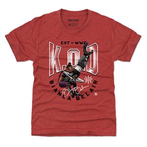 Bianca Belair Kids T-Shirt | 500 LEVEL