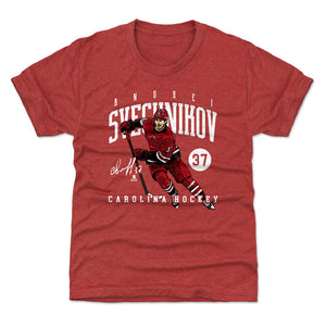 Andrei Svechnikov Kids T-Shirt | 500 LEVEL