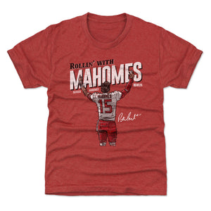 Patrick Mahomes Kids T-Shirt | 500 LEVEL