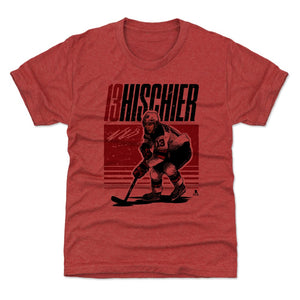 Nico Hischier Kids T-Shirt | 500 LEVEL