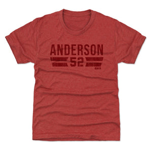 Ryan Anderson Kids T-Shirt | 500 LEVEL
