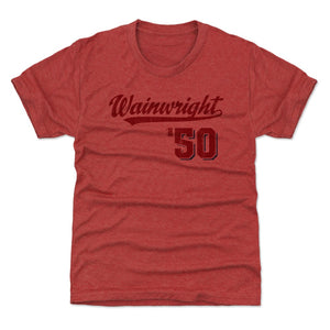 Adam Wainwright Kids T-Shirt | 500 LEVEL