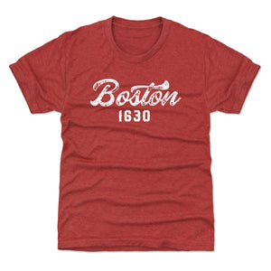 Boston Kids T-Shirt | 500 LEVEL