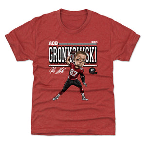 Rob Gronkowski Kids T-Shirt | 500 LEVEL