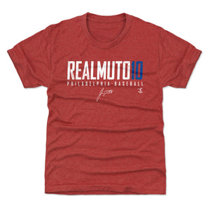 J.T. Realmuto Kids T-Shirt | 500 LEVEL