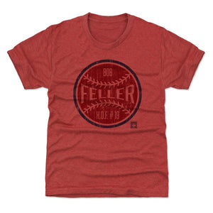 Bob Feller Kids T-Shirt | 500 LEVEL