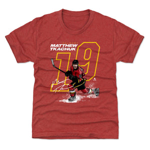 Matthew Tkachuk Kids T-Shirt | 500 LEVEL