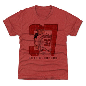 Stephen Strasburg Kids T-Shirt | 500 LEVEL