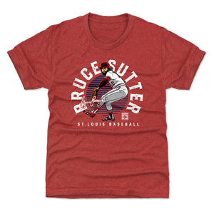 Bruce Sutter Kids T-Shirt | 500 LEVEL