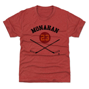 Sean Monahan Kids T-Shirt | 500 LEVEL