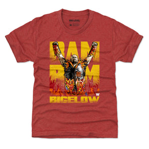 Bam Bam Bigelow Kids T-Shirt | 500 LEVEL