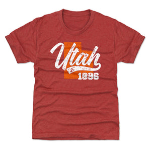 Utah Kids T-Shirt | 500 LEVEL
