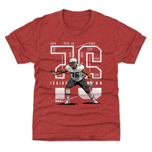 Isaiah Wynn Kids T-Shirt | 500 LEVEL
