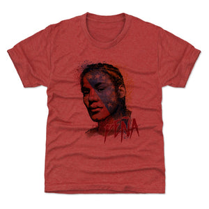 Julianna Pena Kids T-Shirt | 500 LEVEL