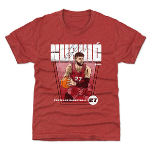 Jusuf Nurkic Kids T-Shirt | 500 LEVEL