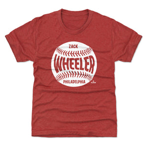 Zack Wheeler Kids T-Shirt | 500 LEVEL