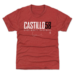Luis Castillo Kids T-Shirt | 500 LEVEL