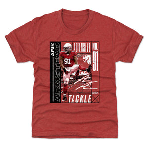 Arik Armstead Kids T-Shirt | 500 LEVEL